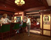 Croisieres de luxe Cunard Croisière golden lion