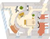CROISIERE de luxe cunard queen mary 2 Croisière etage suite q1