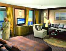 Croisieres de luxe services cabine Cunard Croisière