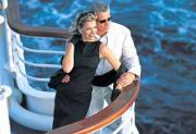 Voyages de luxe Seabourn sur la pont