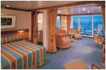 CROISIERE de luxe Seven Seas Mariner Suite Penthouse Cat A-C