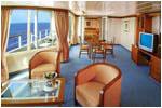 CROISIERE de luxe Seven Seas Mariner Suite Mariner Cat M-N
