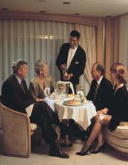 Croisieres de luxe Croisiere Restaurant Seabourn