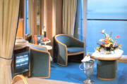Cruceros Seabourn Quest, Ovation