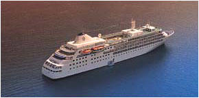 CROISIERE de luxe Silversea Silver Wind